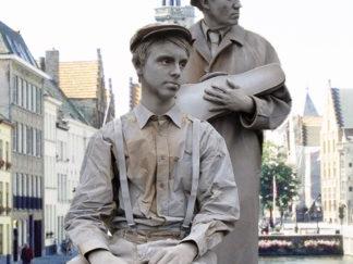 Les Statues vivantes