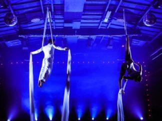 Cirque aérien, une animation évènement.