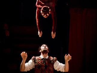 Animation acrobatie, Yamil et Marta, pour vos évènements.